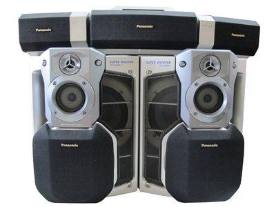 二手舖~Panasonic國際牌 環繞重低音喇叭 降價出清