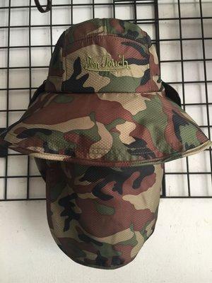 帽子 抗UV帽子 機能性帽子 漁夫帽 戶外防曬 MIT台灣製造 共有多款顏色(迷彩)