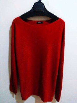 日本Bosch紅色毛衣(同INED,ICB,23區,anayi,vicky,ef de)