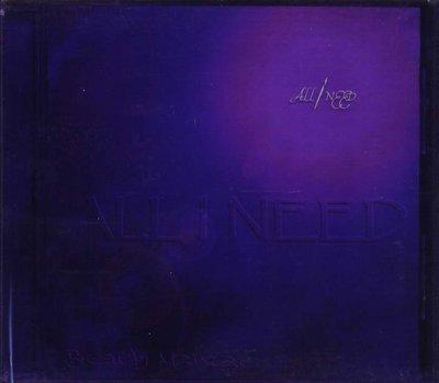 K - All I Need - Beauty Maniac - 日版 CD