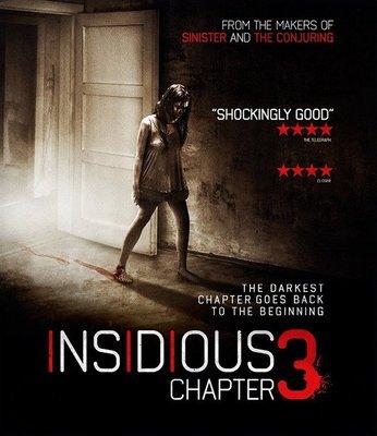 【藍光電影】潛伏3 Insidious:Chapter 3 (2015) 經典賣座恐怖片最新續集 77-053
