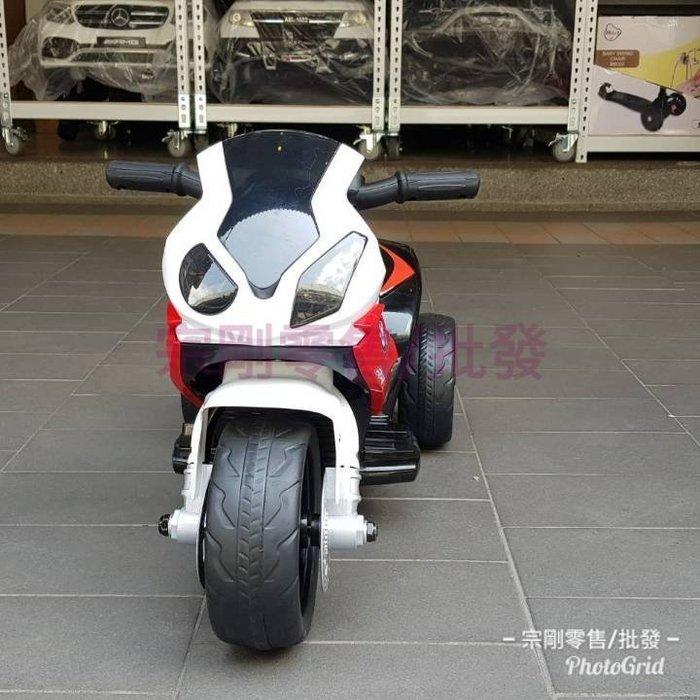 【宗剛零售/批發】正版授權 BMW S1000RR 兒童騎乘三輪重機