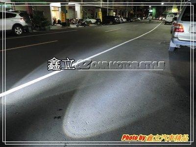 ※ 鑫立汽車精品 ※ 高亮度 HIGH POWER LED大燈燈泡W245 A-CLASS W169 ASX TIIDA