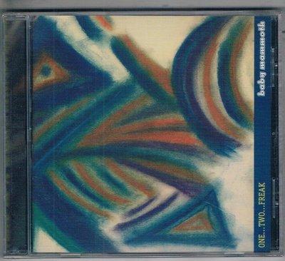 [鑫隆音樂]西洋CD-Baby Mammoth:One...Two...Freak   { PORK044 } 全新