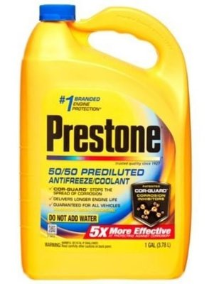 PRESTONE AF2100 50% 水箱精 高濃度 3.78L 水箱冷卻液 百適通 美國進口