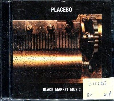*真音樂* PLACEBO / BLACKMARKET MUSIC 歐版 二手 K11250(下標賣1)