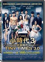 <<影音風暴>>(全新電影1504)小時代3:刺金時代  DVD  全119分鐘(下標即賣)48