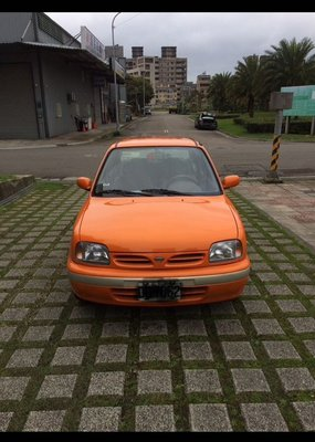 NISSAN MARCH 1998年 少跑