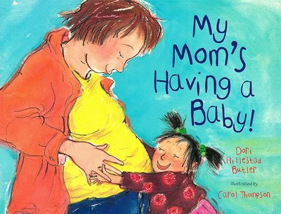 *小貝比的家*MY MOM'S HAVING A BABY性教育英文繪本/7~12歲/生命教育