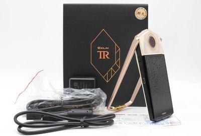 【高雄青蘋果3C】Casio TR80 TR-80 金 二手 自拍神器 公司貨 #45792