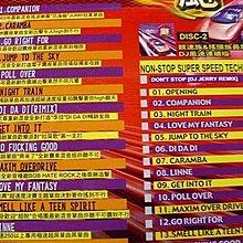 雙CD 早期英文舞曲風車/極電舞曲王2 專輯COMPANION推薦拳擊有氧舞搖擺舞CD宙字櫃9A