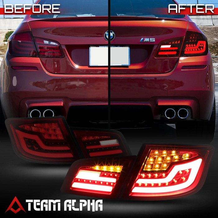 合豐源 車燈 F10 LED 尾燈 後燈 改裝 導光 G30 款式 11-17年 520 523 528 535 M5