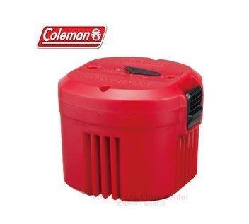 【山野賣客】美國 Coleman高容量充電池 充電器 行動電源 蓄電池 適用電子燈 露營燈 CM-3153