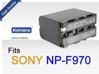 @佳鑫相機@(全新品)Kamera佳美能 DB-F970副廠鋰電池(7000mAh)同SONY NP-F970/F960