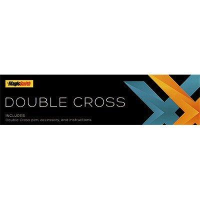 [魔術魂道具Shop] Mark Southworth's Double Cross ~X魔筆 ~附魔術魂中文筆記