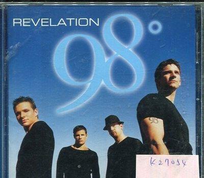 *真音樂* REVELATION 二手 K27054