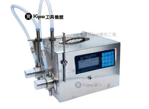 電腦定量/雙頭/液體灌裝機/自動裝灌機/化妝品分裝機分灌機 VHB006001A