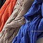 EmmaShop艾購物-初秋微涼日韓歐美美人必備棉麻柔軟加大款圍巾/早秋韓妞必備日雜熱銷/後背包托特包
