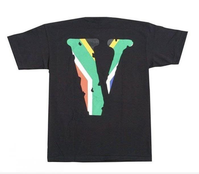 全新商品 Vlone Friends South Africa 南非 限定 短袖 TEE
