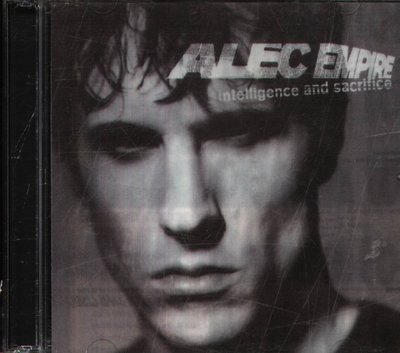 K - Alec Empire - Intelligence and Sacrifice - 日版 2 CD