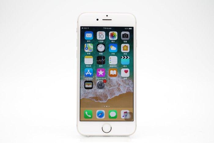 【高雄青蘋果3C】Apple iPhone 6 銀 128G 128GB 二手 4.7吋 二手手機 #29465
