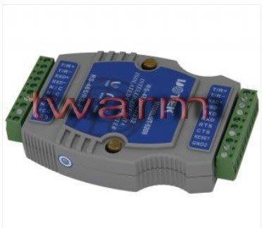 《德源科技》r)UT-5209 可編址RS232/485/422轉RS485/422轉換器