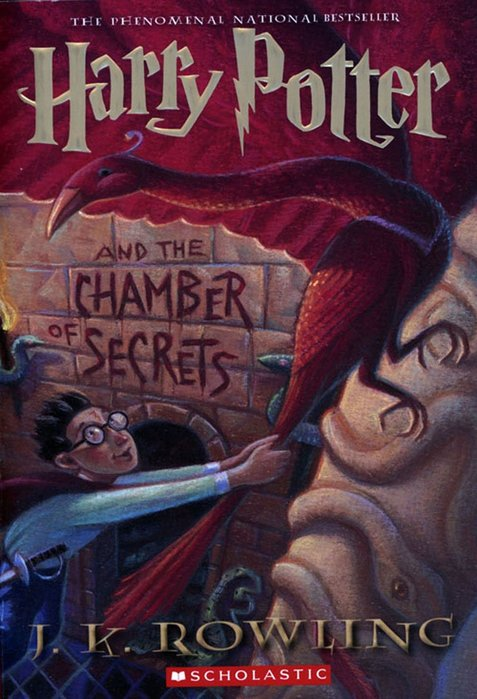 *小貝比的家*HARRY POTTER & CHAMBER OF SECRETS #2/平裝/12歲以上