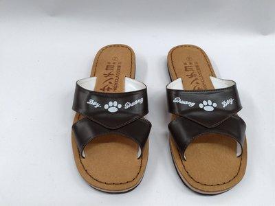 【鞋里】HIGH CLASS 台灣製 MIT 復古拖鞋 男款 夾腳拖/夾大拇指拖(共三款) 三層厚度