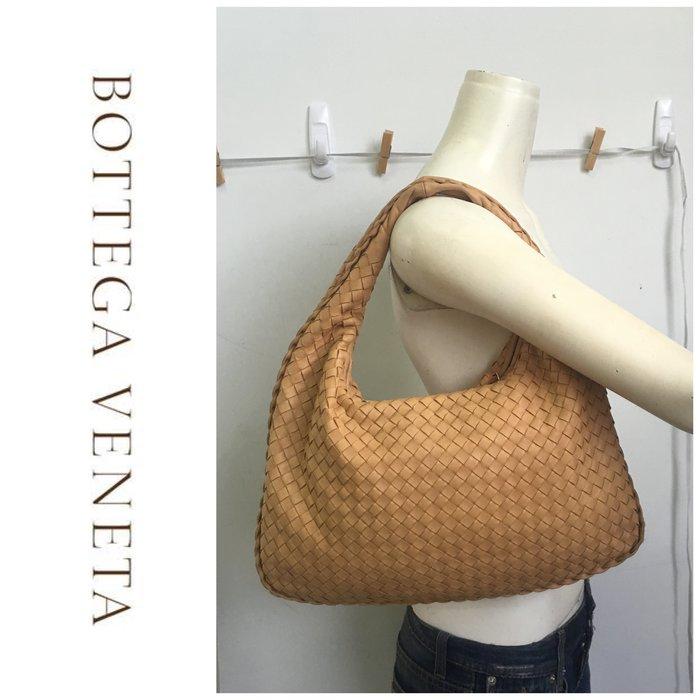 【皮老闆二店】 二手真品 Bottega Veneta 肩背包 手提包  BV J102