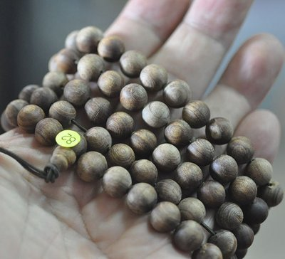 宋家苦茶油kanyuhuntoALL.82.廣義紅土奇楠108顆手珠10mm.超級無敵巨星..不香不要錢.