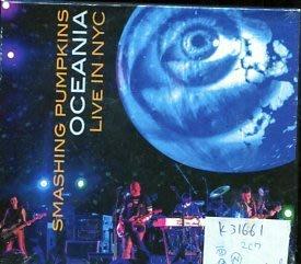 *真音樂* SMASHING PUMPKINS / OCEANIA LIVE IN NYC 2CD 全新 K31661