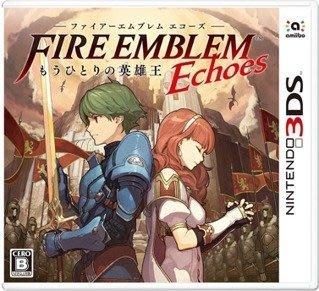 《蘆洲•翔天》3DS 聖火降魔錄 回音 另一名英雄王 附首批特典 中文版 日規機