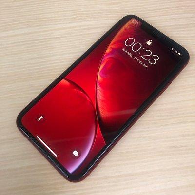 代購:最新 上市 港版 雙卡 iPhone XR 紅色128G,香港 香港版 真雙卡 現貨 XR 雙卡雙待 台北現貨