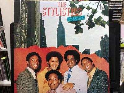 THE STYLISTICS/GREATEST HITS 24 西洋 黑膠唱片