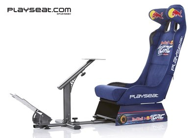 PS4/ XBox One Playseat Evolution 賽車椅 (Red Bull/ Forza/ WRC/ Project Car/ Dirt)