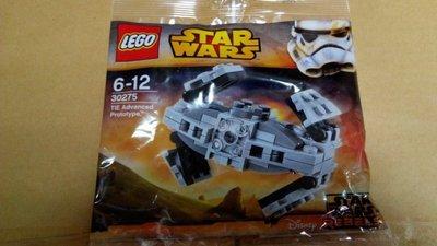 LEGO 30275 Star Wars TIE Advanced Prototype 星際大戰 鈦戰機