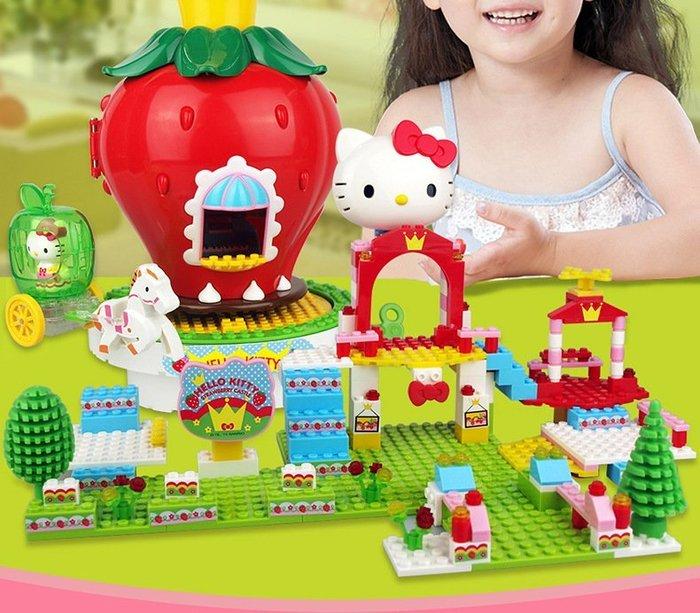 ☆║♥愷心寶♥║☆Hello Kitty 正品 城堡音樂盒 聖誕 生日