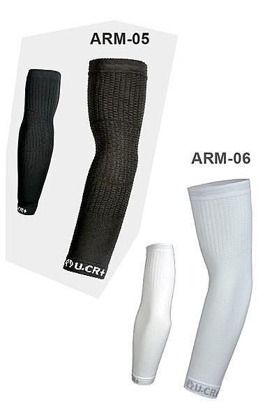 【山野賣客】U.CR+ 無縫輕量袖套 透氣 輕量 快乾 2色 台灣製 ARM-05 ARM-06