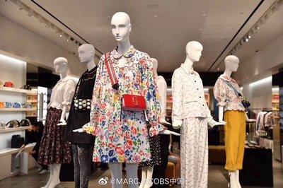 ╭☆包媽子店☆MARC JACOBS Snapshot 拼色款復古小方包相機包~((2色))