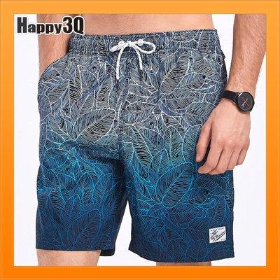 大尺碼男生短褲夏季短褲束口3XL腰帶鬆緊男褲寬鬆5XL-綠/藍S-5XL【AAA4642】