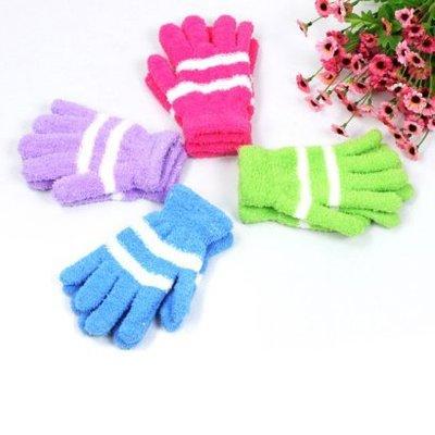 【夜市王】毛巾手套 加厚毛圈 保暖魔術手套 毛巾手套 19元
