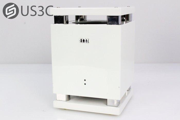 【US3C】德國精品 ELAC MicroSUB 2010.2 主動式 超低音喇叭 揚聲器 雙單體氣墊式 低通濾波可調