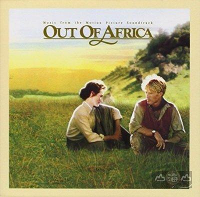 【進口版】遠離非洲 Out of Africa / 約翰貝瑞 John Barry---MCD03310