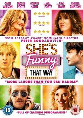 【藍光電影】愛你就捧你 She's Funny That Way (2014) 77-027