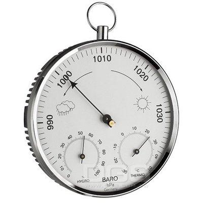 『德記儀器』《TFA》大氣壓力計Baro-Thermo-Hygrometer