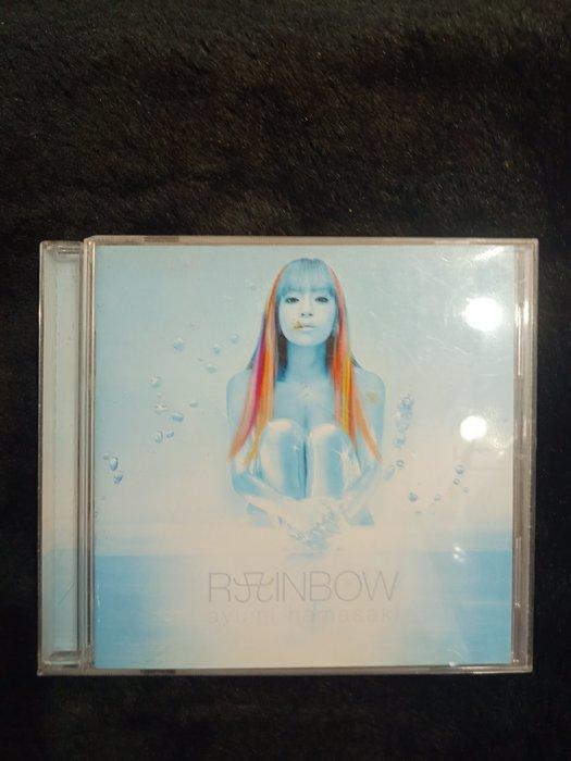 濱崎步 - Rainbow 濱紛彩虹 - 2002年艾迴版 碟片保存佳+中文歌詞 - 81元起標