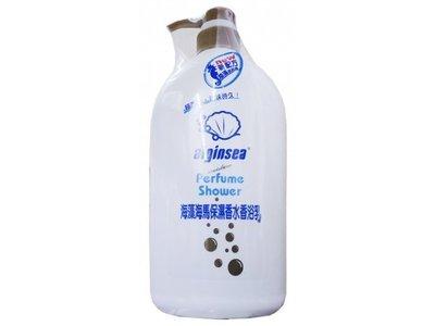 【B2百貨】 海藻海馬保濕香水香浴乳(1000ml) 4712044891662 【藍鳥百貨有限公司】