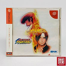 DC The King Of Fighters: Dream Match 1999 SEGA DREAMCAST