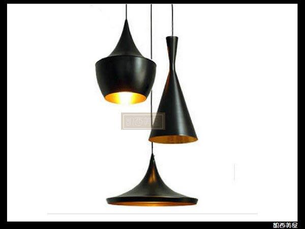 凱西美屋 新增買家秀Tom Dixon beat金色敲痕樂器三燈 酒吧餐廳燈 神秘印度吊燈 玄關燈
