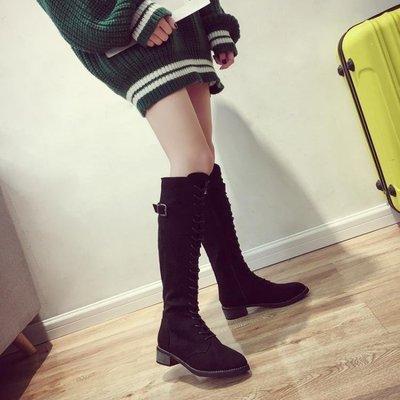 簡約時尚雨鞋女成人正韓高筒水靴防滑女士水鞋膠鞋雨靴 397
